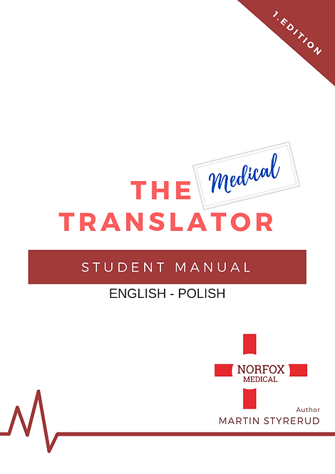 The Medical Translator: English - Polish