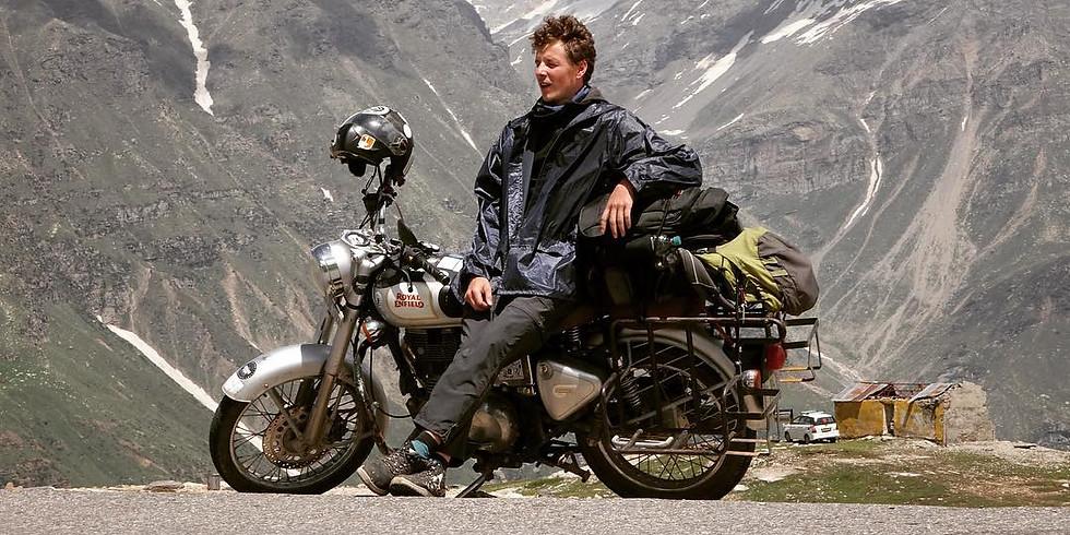 Himalaju Izaicinājums. Stāstu vakars