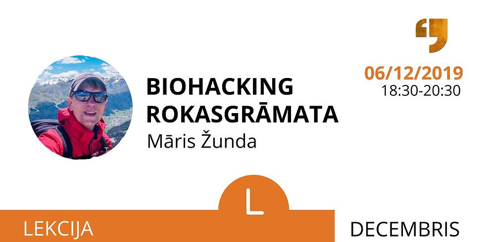 Biohacking rokasgrāmata