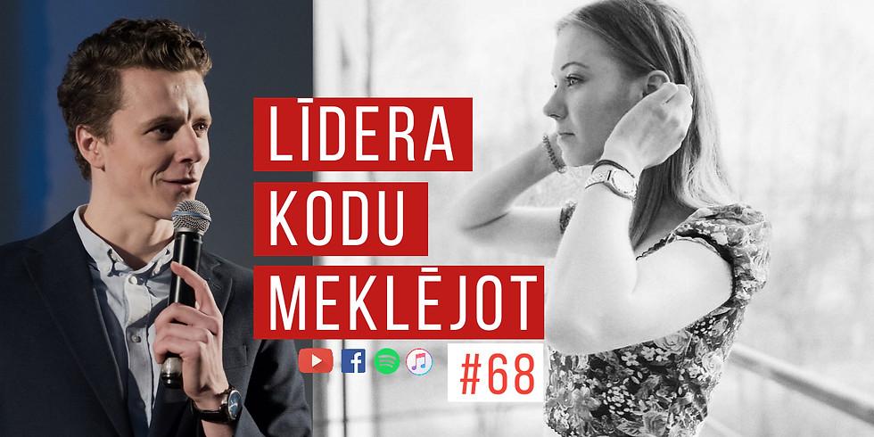 LKM68 Karmena Stepanova par producentes karjeru un radio