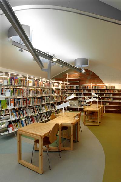 Palafolls Library
