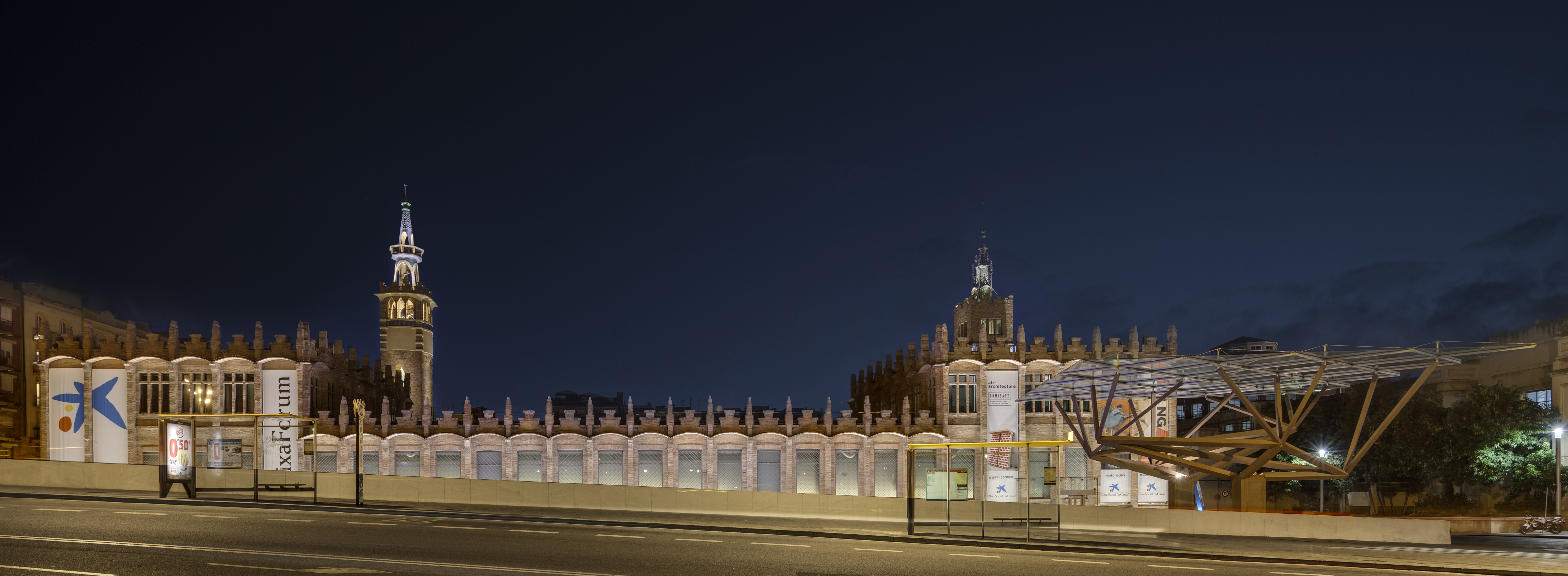 Caixa forum Barcelona