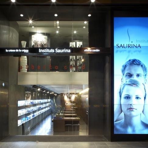 Centre Saurina