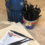 Teak Wood Pens