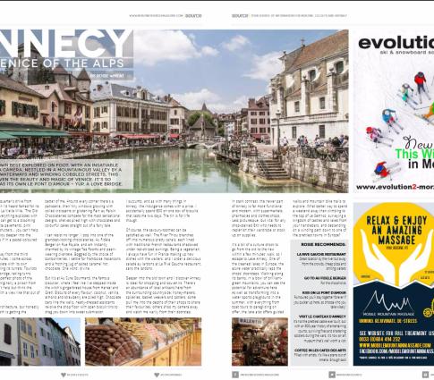 Copywriting - Travel & tourism content