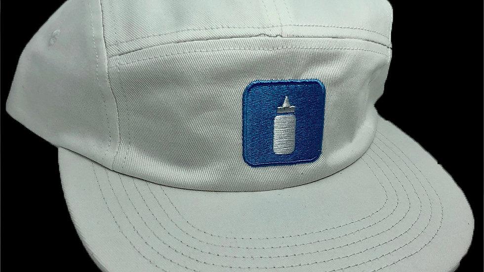 """Glue Bottle Cap"" WHITE"