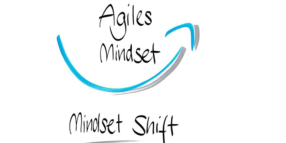 MINDSET   Being Agile - Veränderung beginnt bei mir