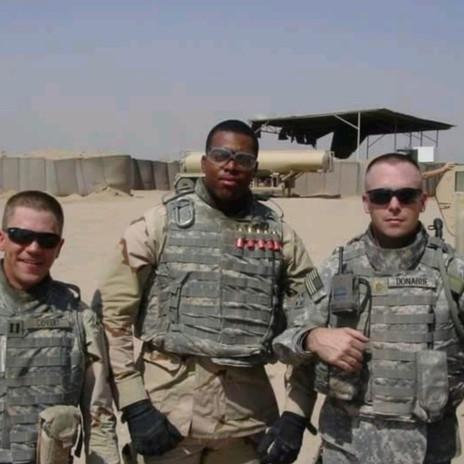 Service in Iraq
