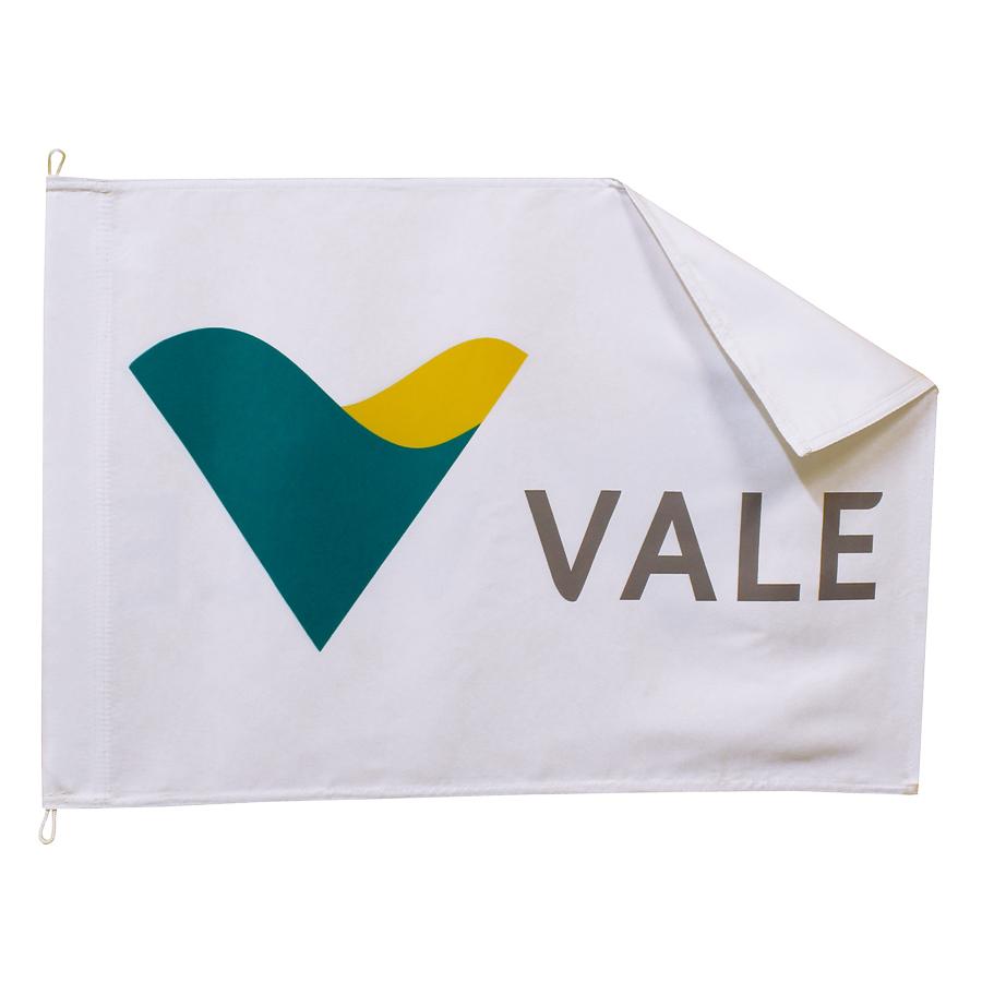 Bandeira Personalizada Vale