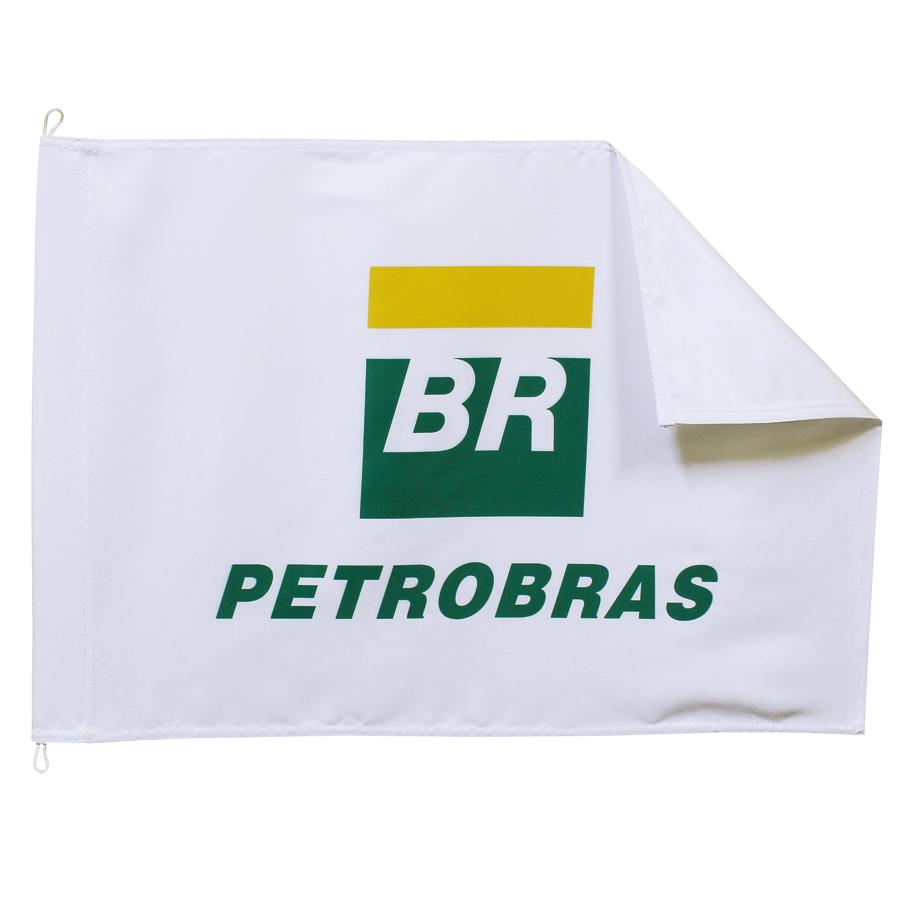 Bandeira Personalizada Petrobras