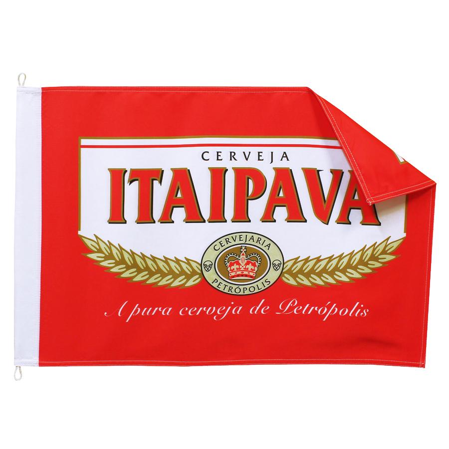 Bandeira Personalizada Itaipava