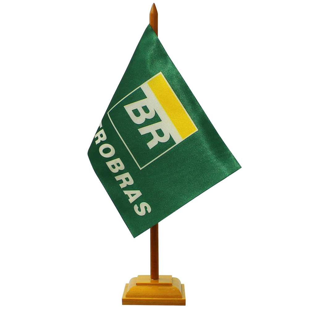Bandeira de Mesa Petrobras