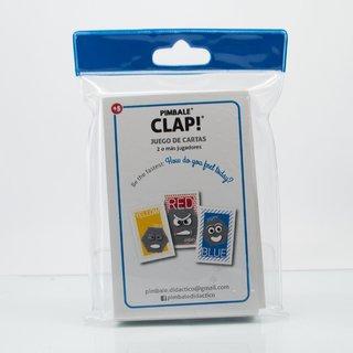 Juego de cartas Klap Kapaim