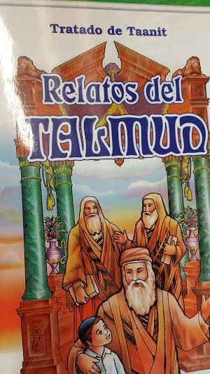 Relatos del talmud - Tratada de Taanit
