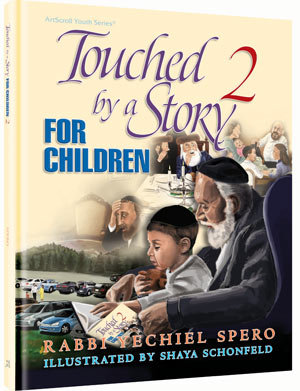 Touched by a Story For Children Volume 2