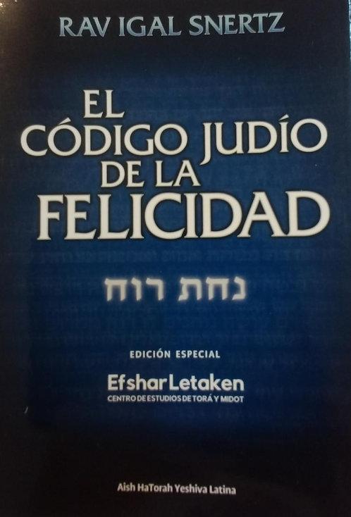 El código de la felicidad judía.