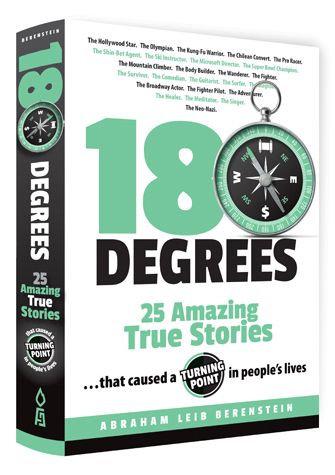 180 Degrees - Twenty Five Amazing True Stories