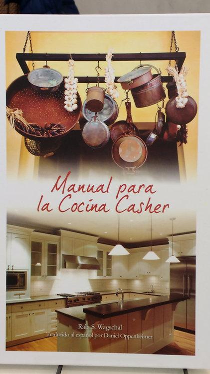 Manual para la cocina Casher