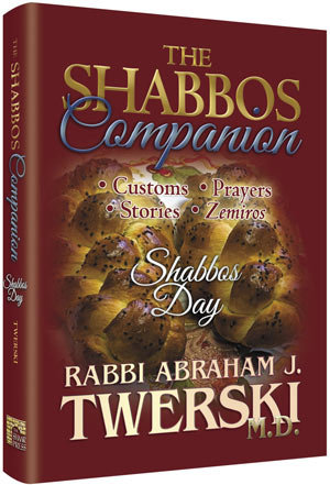 The Shabbos Companion Volume 2