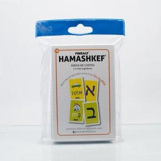 Juego de cartas Hamashkef