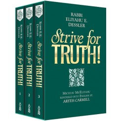 Strive of truth