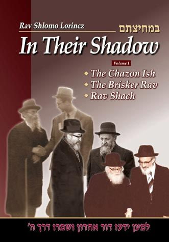 In their shadow vol 1