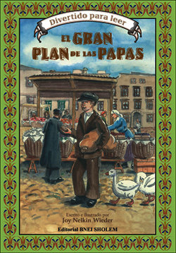Divertido leer - El gran plan de las papas