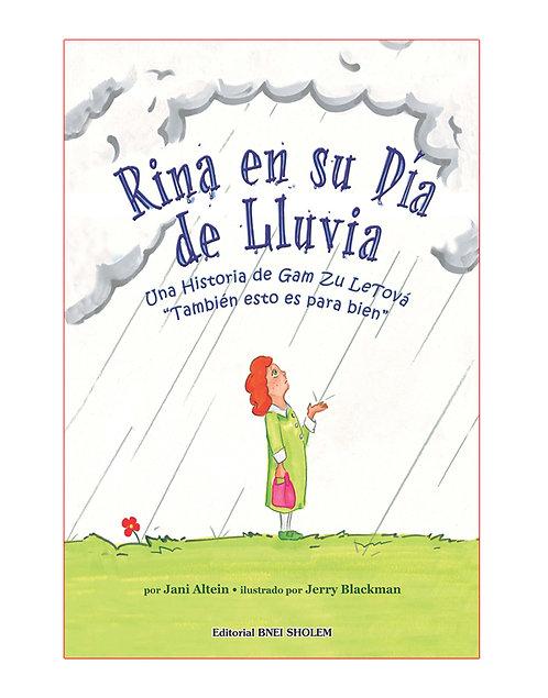 Rina, en su dia de lluvia