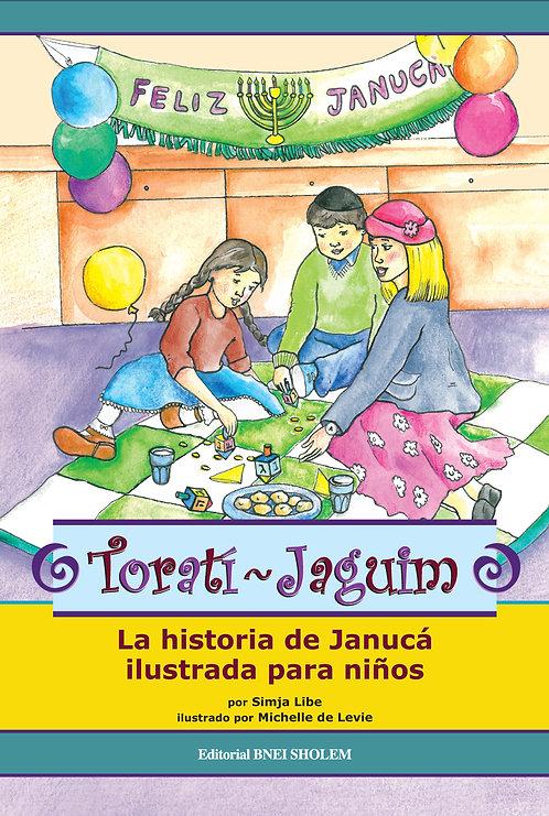Torati Jaguim - Janucá