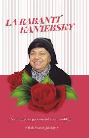La Rabbanit kaniebsky