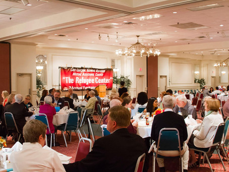 12th Annual Refugee Center Fundraiser Banquet