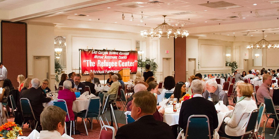 12th Annual Refugee Center Fundraiser Banquet
