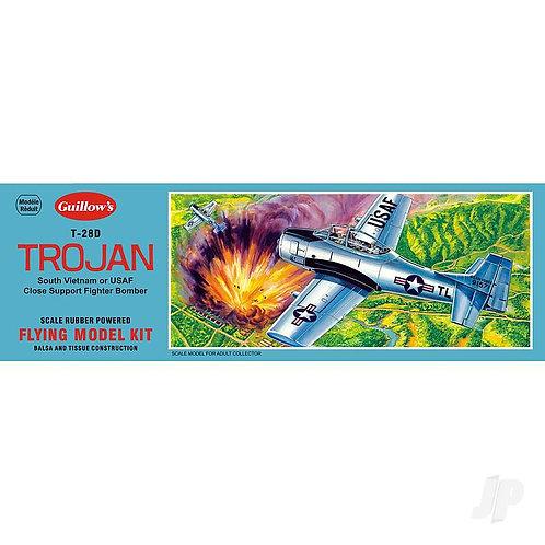 Gullow's T28D Trojan - 901