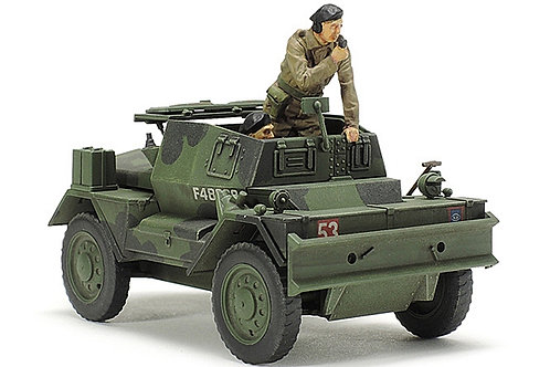 "Tamiya 1/48 British Armoured Scout Car ""Dingo"" Mk.II - 32581"