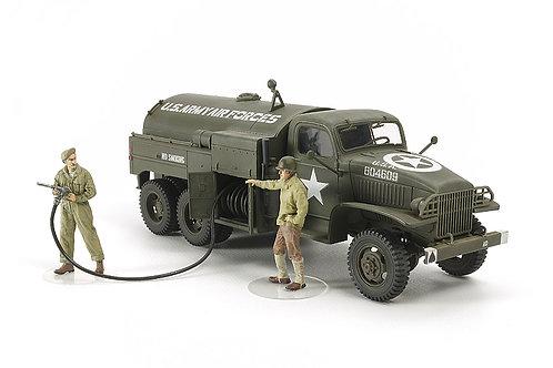 Tamiya 1/48 U.S. 2 1/2 Ton 6X6 Airfield Fuel Truck - 32579