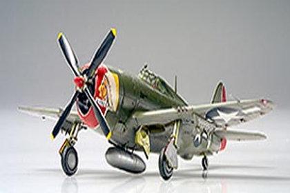 Tamiya 1/72 P-47 Thunderbold Razorback - 60769