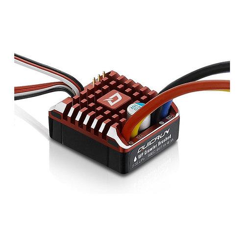 HOBBYWING QUICRUN - WP - 1080 - 80A - BRUSHED - CRAWLER ESC - HW30112750