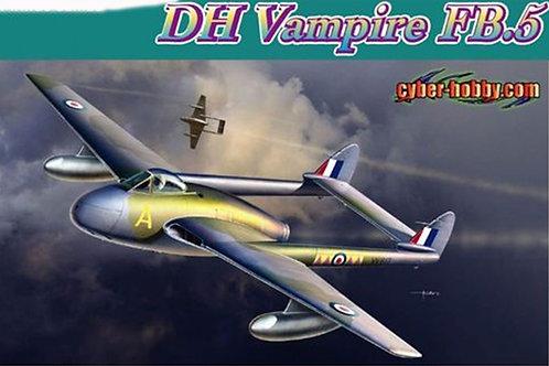 Dragon 1/72 DH Vampire FB-5 - 5085
