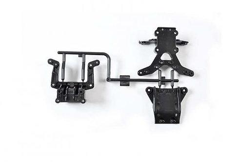 Tamiya C Parts (Shock Tower/DT-02) - 9005987 (0004253)