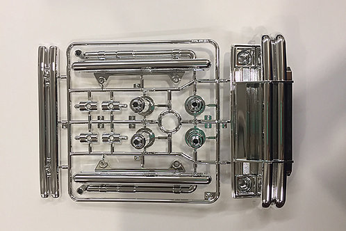 Tamiya C Parts (Grill)- Lunchbox - 9005229