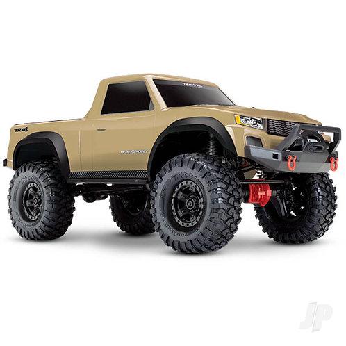 TRAXXAS TRX-4 Sport 1:10 4X4 Crawler Truck (+ TQ, XL-5 HV, Titan 550)