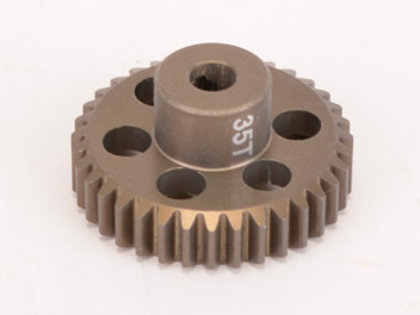 Pinion Gear 48DP 35T (7075 Hard)