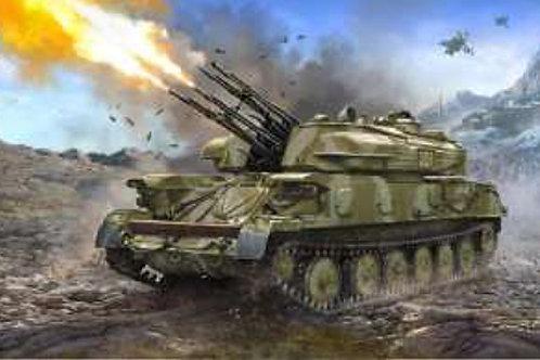 "Zvezda 1/35 ZSU-23-4M ""Shikla"" Self Propelled Gun - 3635"