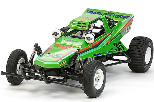 Tamiya The Grasshopper Candy Green Limited Edition - 47348