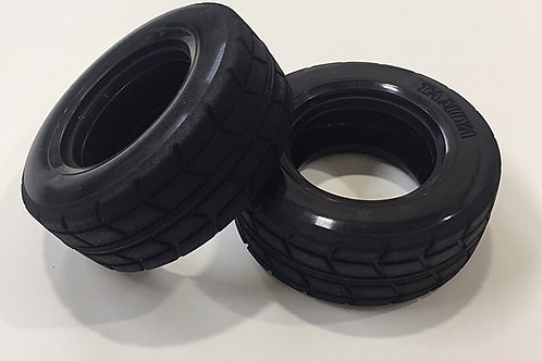 Tamiya On Road Racing Truck Tires (2pcs) - 51589