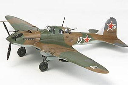 Tamiya 1/72 IL-2 Sturmovik - 60781