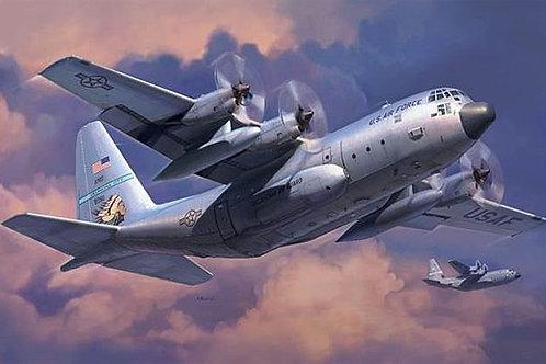Zvezda 1/72 Hercules C-130 H - Z7321