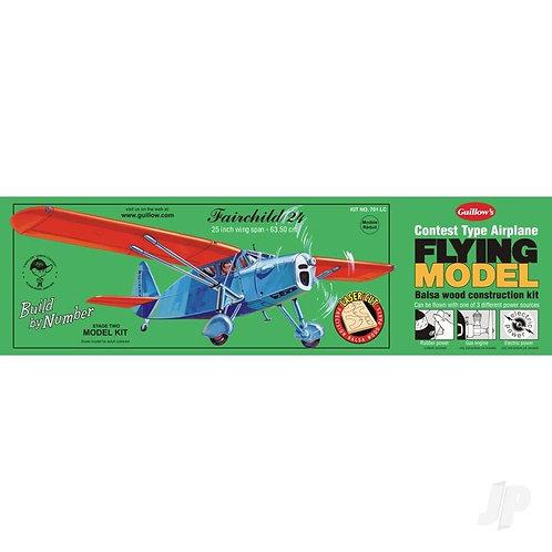 Gullow's Fairchild 24 (Lazer Cut) - 701LC