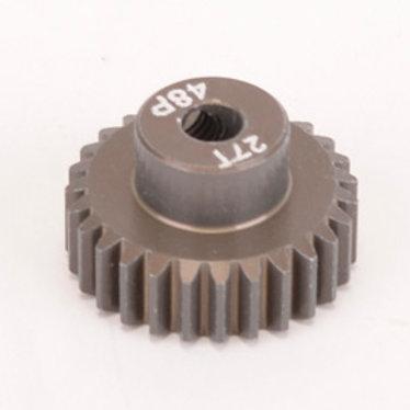 Pinion Gear 48DP 27T (7075 Hard)