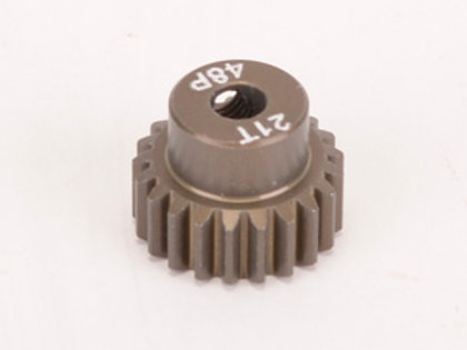 Pinion Gear 48DP 21T (7075 Hard)
